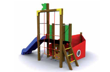Parques saludables e infantiles